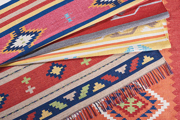 Nine Reasons We Love Flat Weave Rugs And You Should Too