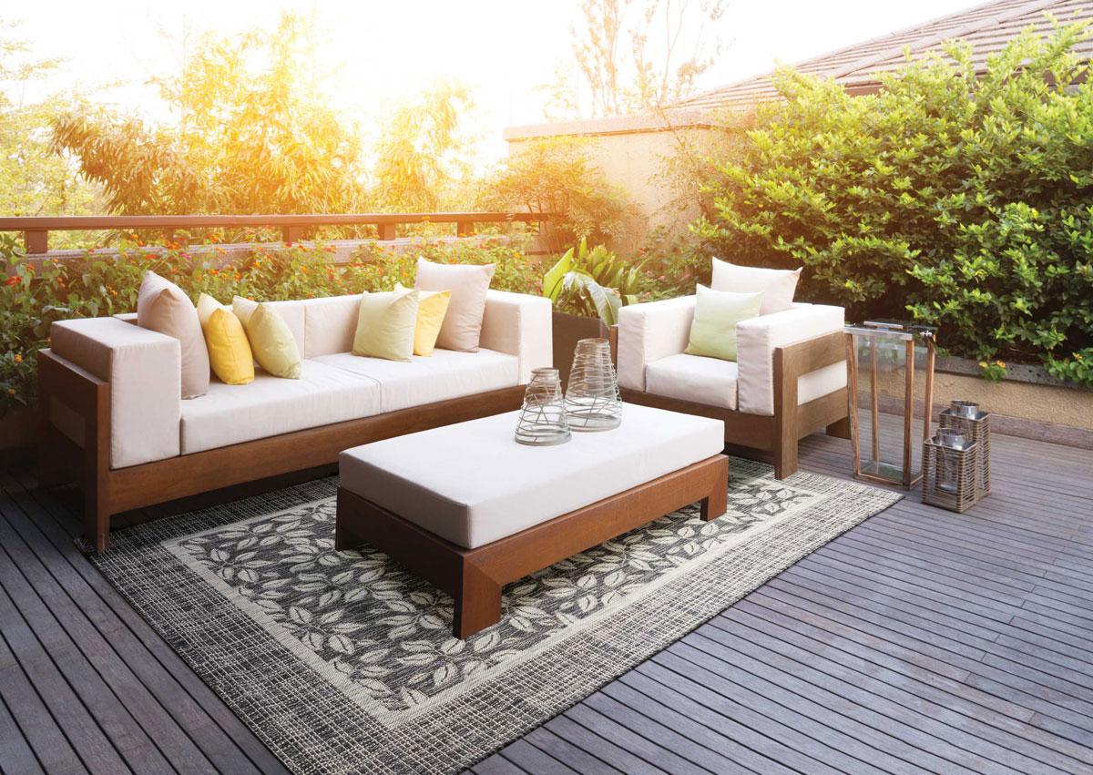 Outdoor Furniture Need An Rug